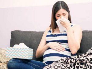 Gripa i trudnoca