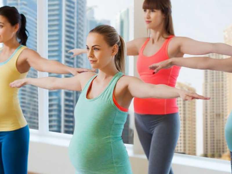 Vježbanje (fitnes) i trudnoća